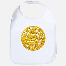 Golden Dragon Bib