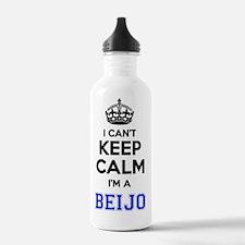 Cute Beijo Water Bottle