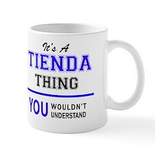 Unique Tienda Mug