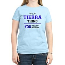 Cute Tierra T-Shirt