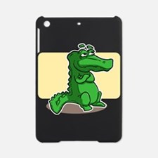 Cartoon Alligator iPad Mini Case