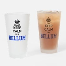 Cute Bellum Drinking Glass