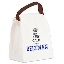 Unique Beltman Canvas Lunch Bag