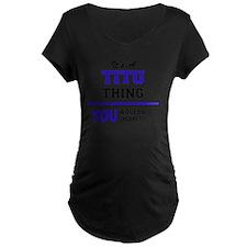 Funny Titus T-Shirt