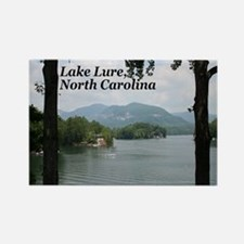 Lake Lure NC Rectangle Magnet (10 pack)