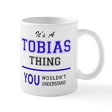 Unique Tobias Mug