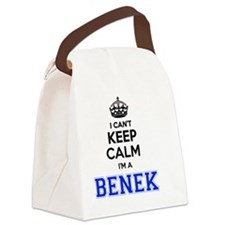 Funny Beneke Canvas Lunch Bag