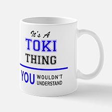 Funny Toki Mug