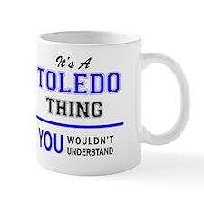 Cool Toledo Mug
