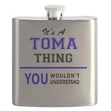 Unique Tomas Flask