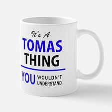 Cute Tomas Mug