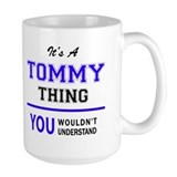 Its tommy thing Large Mugs (15 oz)