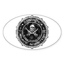 Sparrow Acquisitions Oval Decal