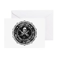 Sparrow Acquisitions Greeting Cards (Pk of 10)