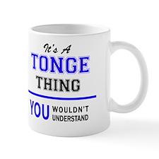 Unique Tongs Mug