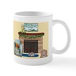 Home for the Holidays Hannukkah Mug