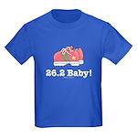 26.2 Baby Marathon Kids Royal Blue T-Shirt