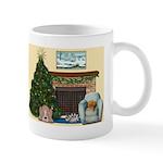 Home for the Holidays Christmas Mug