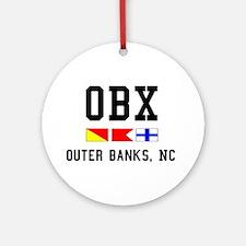 OBX Ornament (Round)
