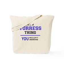 Unique Tor Tote Bag
