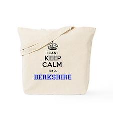 Funny Berkshire Tote Bag