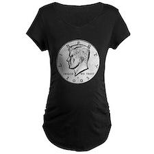 Kennedy Half-Dollar T-Shirt