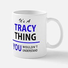 Cute Tracy Mug