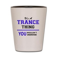 Unique Trance Shot Glass