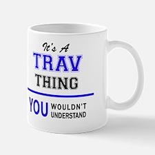 Unique Trav Mug
