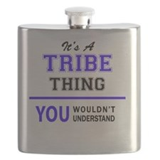 Unique Tribes Flask