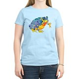 Frogs and toads Women's Light T-Shirt