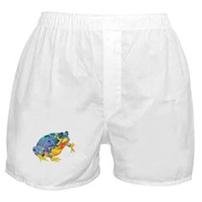 Fire Toad Boxer Shorts