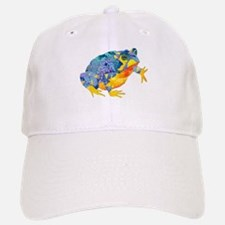 Fire Toad Baseball Baseball Cap
