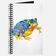 Fire Toad Journal