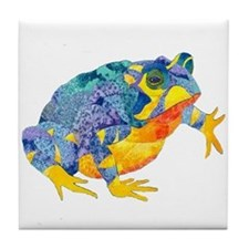 Fire Toad Tile Coaster