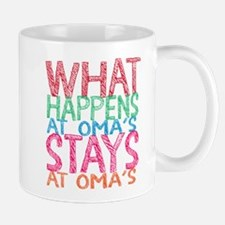 What Happens Oma's Mugs
