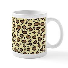 Leopard Animal Print Pattern Mugs