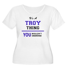 Funny Troy T-Shirt