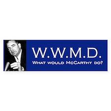WWMD Bumper Bumper Sticker
