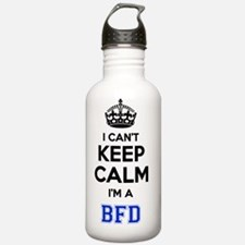 Funny Calm Water Bottle