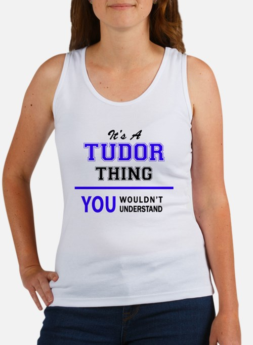 Cute Tudor Women's Tank Top