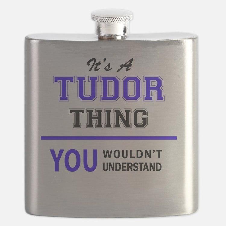 Cute Tudor Flask