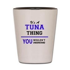 Funny Tuna Shot Glass