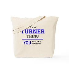 Unique Turner Tote Bag