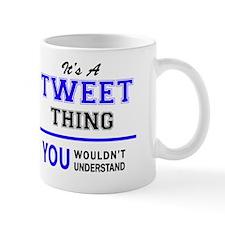 Unique Tweet Mug