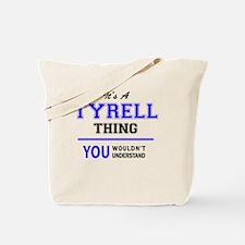 Cute Tyrell Tote Bag