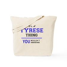 Cute Tyrese Tote Bag