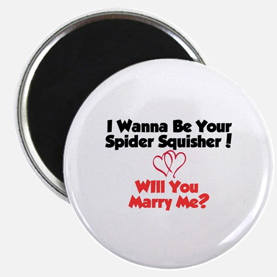Cute Will you marry me Magnet
