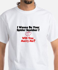 Willyoumarryme T-Shirt