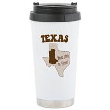 Texas: Most Likely to S Travel Mug
